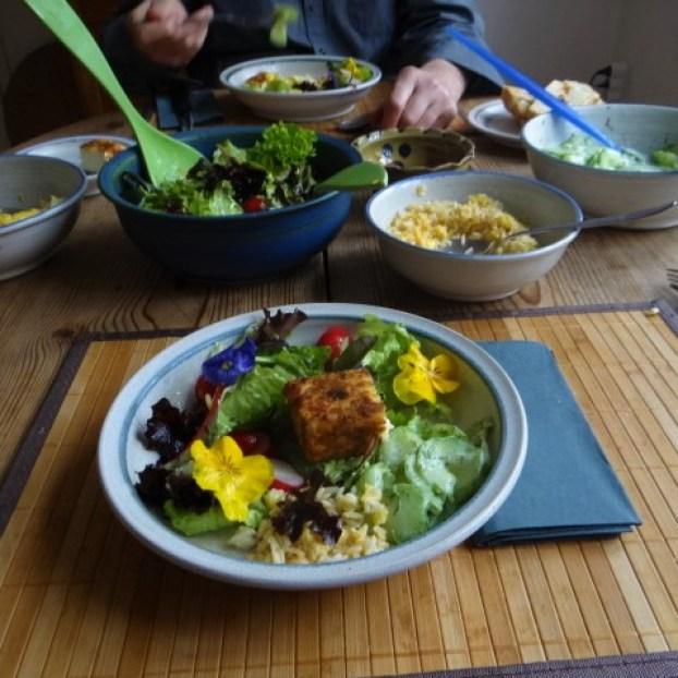 Salate und Feta (9)