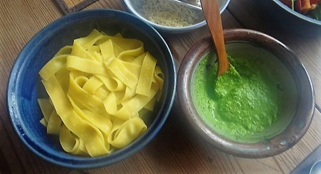 Tomaten Avocado Salat mit (3)