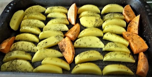 Frittata,Ofen Pommes,Pimientos (6)