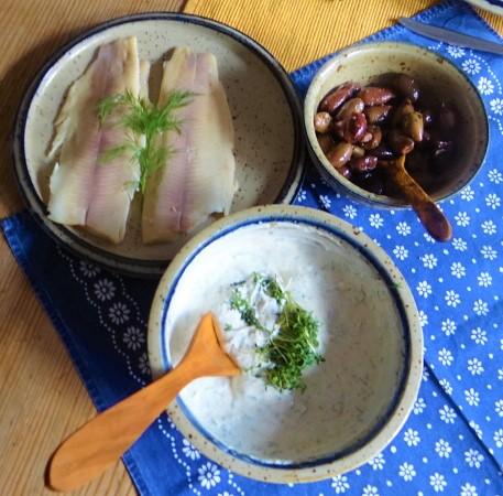 Ofen-Kartoffel-Zucchini,geräucherte Forelle (12)