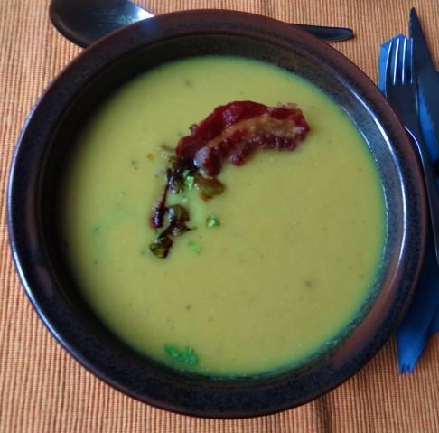 Selleriesuppe-leicht orientalisch (2)