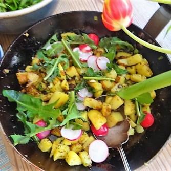 Bratkartoffel,Sprotten,Salat (13)