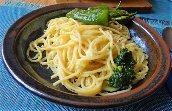 Spaghetti mit Knoblauch (18)