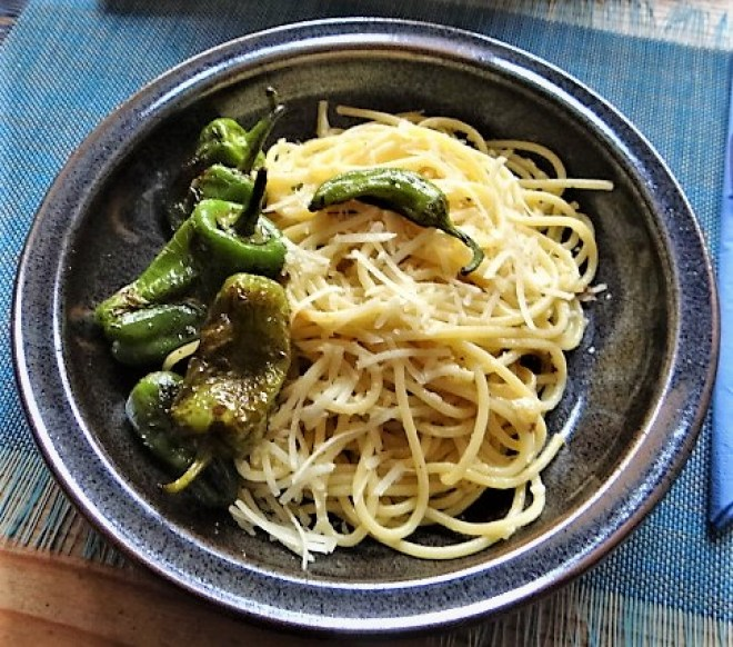 Spaghetti mit Knoblauch (19)