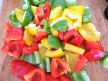 Paprika in Kokosmilch und Gewürzreis (9)