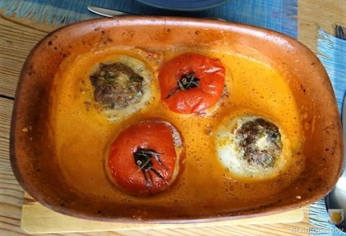 Gefüllte Mairübchen und Tomaten mit Polenta (16)