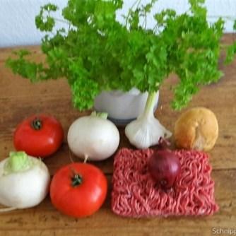 Gefüllte Mairübchen und Tomaten mit Polenta (7)