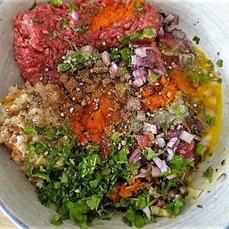 Gefüllte Mairübchen und Tomaten mit Polenta (9)