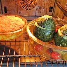 Gefüllte Zucchini mit Kartoffelauflauf (16)