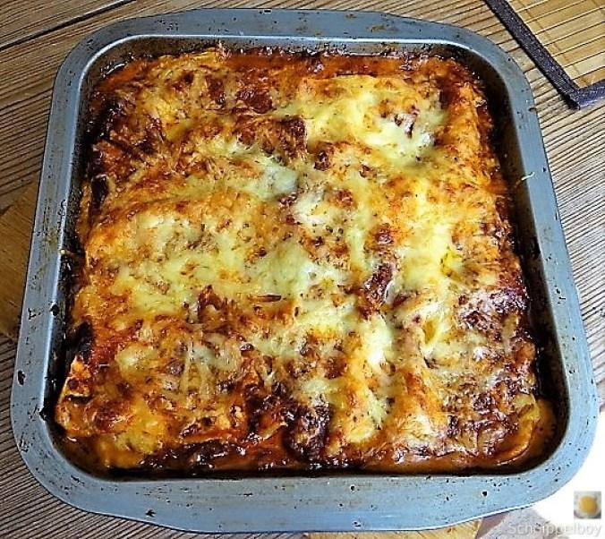 Nudel-Zucchini Lasagne (20)