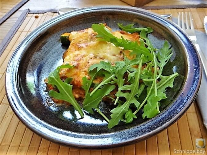 Nudel-Zucchini Lasagne (23)