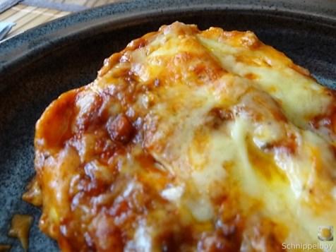 Nudel-Zucchini Lasagne (4)