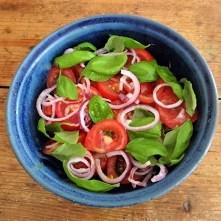 Gemüse,Salat und Ei (12)
