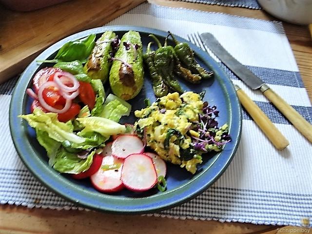 Gemüse,Salat und Ei (23)