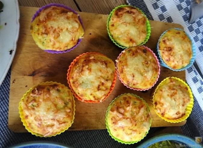 Kleine Kartoffelaufläufe,Rote Beete,Gurke,Pimientos,Feta (20)