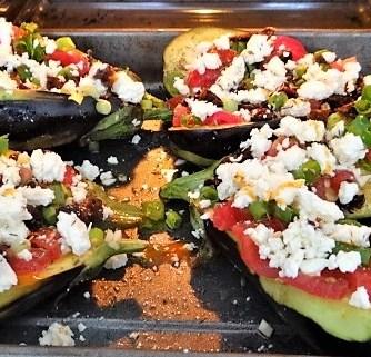 Auberginen,Tomate,Feta,Pimientos,Reis (16)