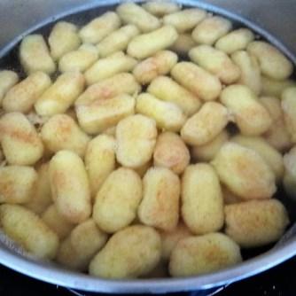 Bauchfleisch,Gnocchis,Bohnensalat (15)