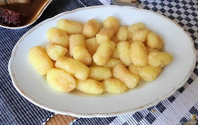 Bauchfleisch,Gnocchis,Bohnensalat (16)