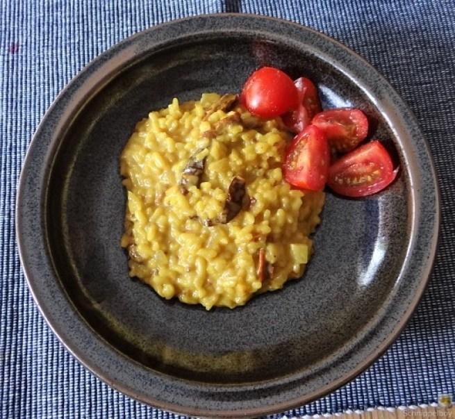 Safran-Tomaten Risotto (13)