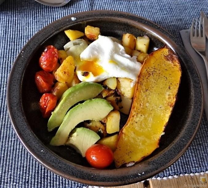 Gemüse Kartoffel und Ei (1)
