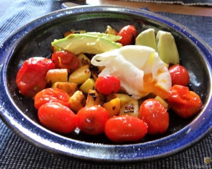 Gemüse Kartoffel und Ei (11)