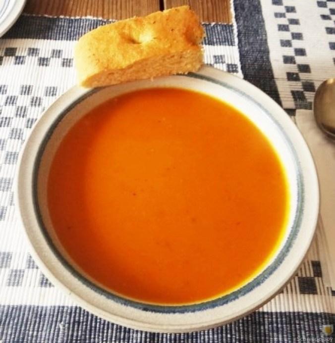 Kürbissuppe,, (1)