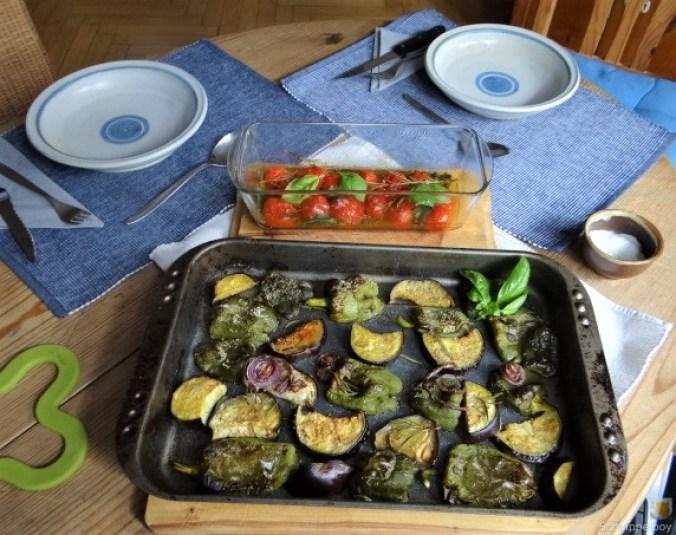 Knoblauchgrün,Gemüse,Kritharaki (4)