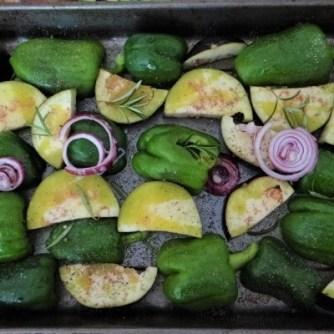 Knoblauchgrün,Gemüse,Kritharaki (8)