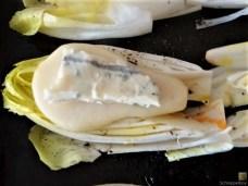 Chicoreemit Birnen und Gorgonzola (9)