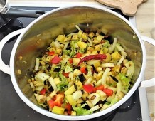 Gemüse Korma (10)