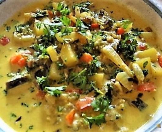 Gemüse Korma (3)
