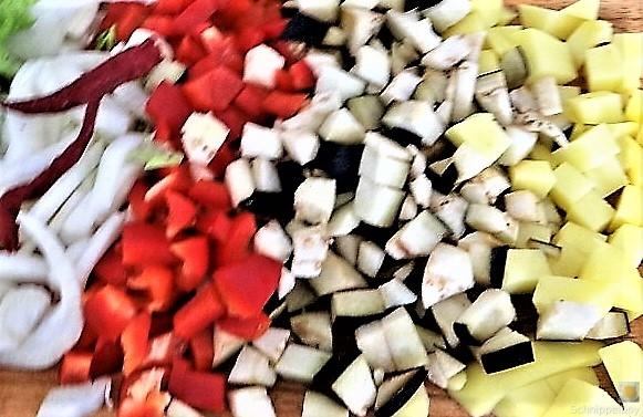 Gemüse Korma (9)