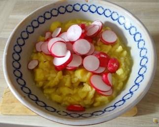 Kartoffelsalat und Makrele (11)