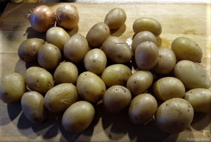 Kartoffelsalat und Makrele (7)