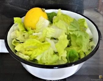 Kürbiscurry,Couscous, Guacamole,Salat (10)
