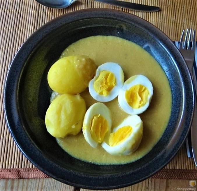 Eier in Senfsauce (3)