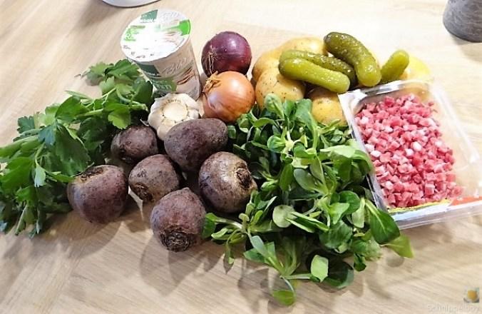 Kartoffelgemüse süß-sauer 2