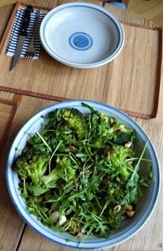 Topinambur,Champignon, Kartoffeln,roh gebraten (19)