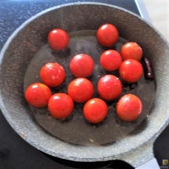 Fenchel Auflauf und Tomaten (12)