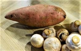 Fenchel,Süßkartoffeln und Champignon (9)