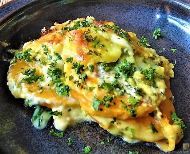 Kürbis.Kartoffel Auflauf (2)