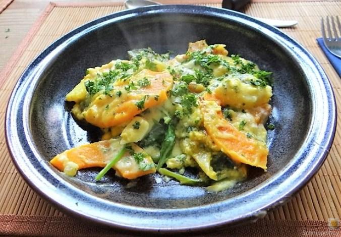 Kürbis.Kartoffel Auflauf (27)