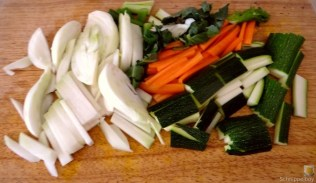 Kichererbsen, Gemüse, Couscous (7)
