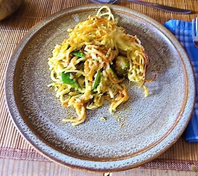 Nudel-Gemüse Auflauf (3)