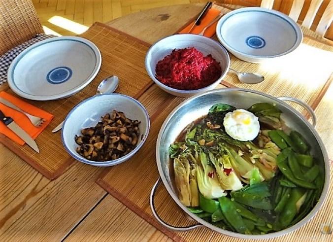 Roter Reis und Gemüse (21)