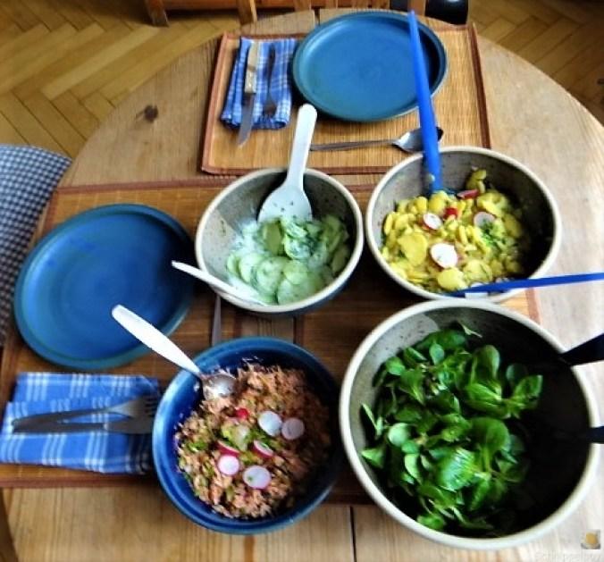 Kartoffel-Thunfisch-Feld- Gurkensalat (4)