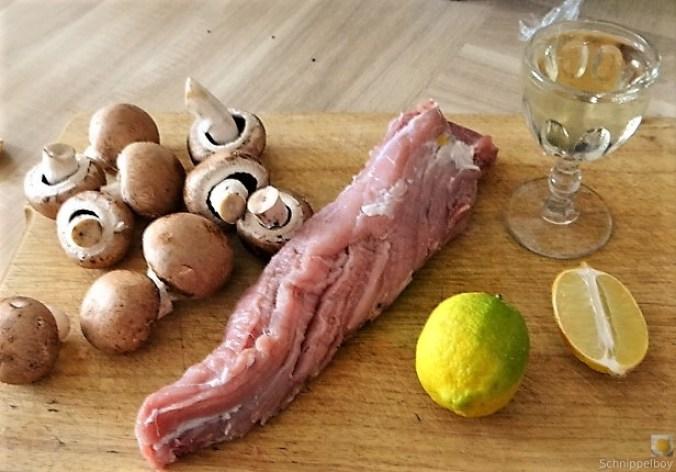 Schweinemedallons mit Bärlauch Gnocchis (11)