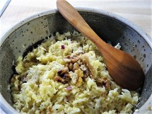 Waldorfsalat, Rote Bete Salat, Brathering (18)