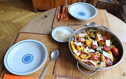Gemüse-Nudel Pfanne (14)