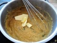 Polenta, Salate und Spiegelei (11)